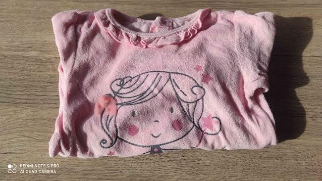 Magnifique pyjama rose tutu 24 mois