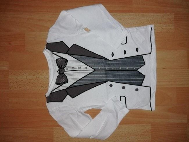 Tee shirt ML 3/4 ans tex boy