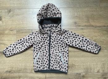 Manteau imperméable léopard