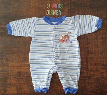 Pyjama Tigrou 3mois