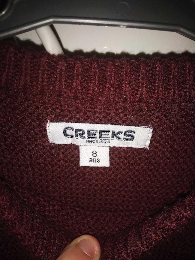 Pull creeks