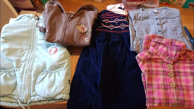 Lot robes fille 3 ans hiver