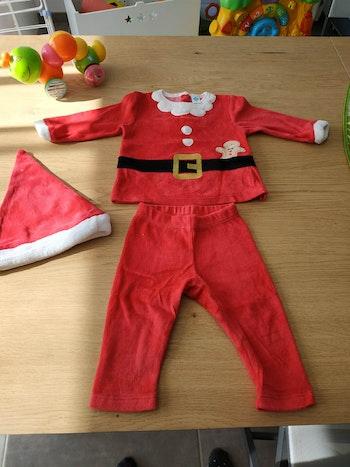 Pijama de Noël 9 mois