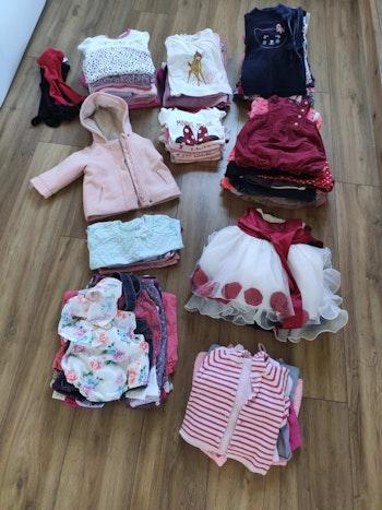 Lot vêtements fille 6 mois