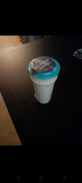 A vendre filtre à préparateur biberon