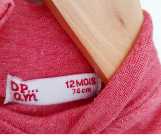 T-shirt 12 mois DPAM
