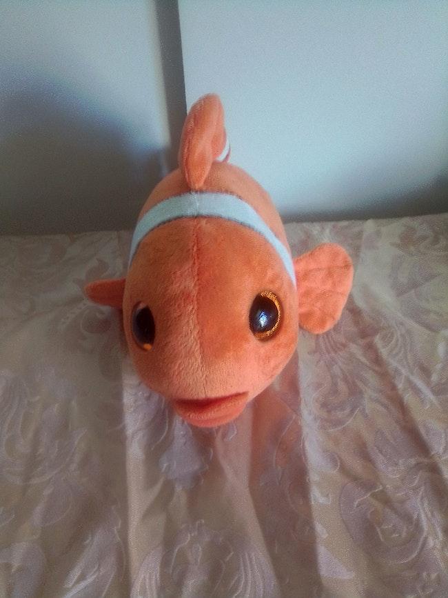 Peluche poisson