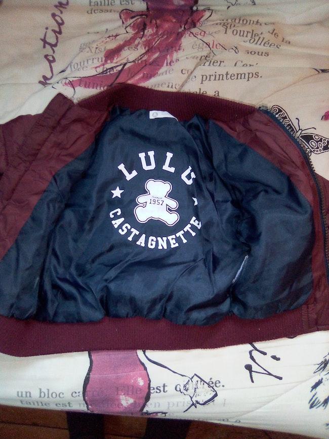 Doudoune Lulu castagnette 6 mois