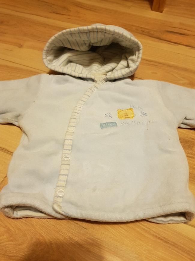 Veste bébé taille 1 mois