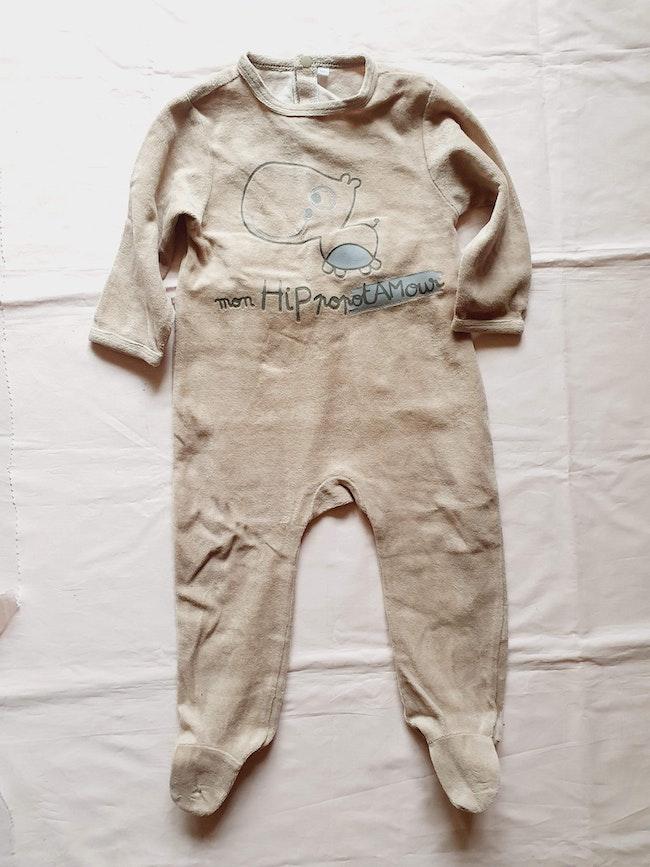 Pyjama grenouillère