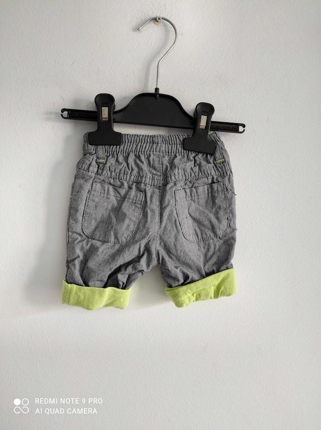 Pantalon short sarouels