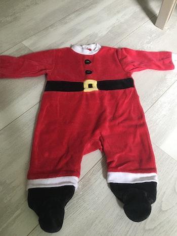 Pyjama père Noël 6 mois