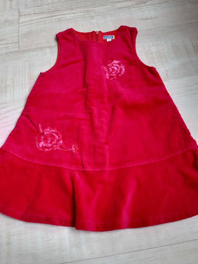 Robe Marese 3 ans