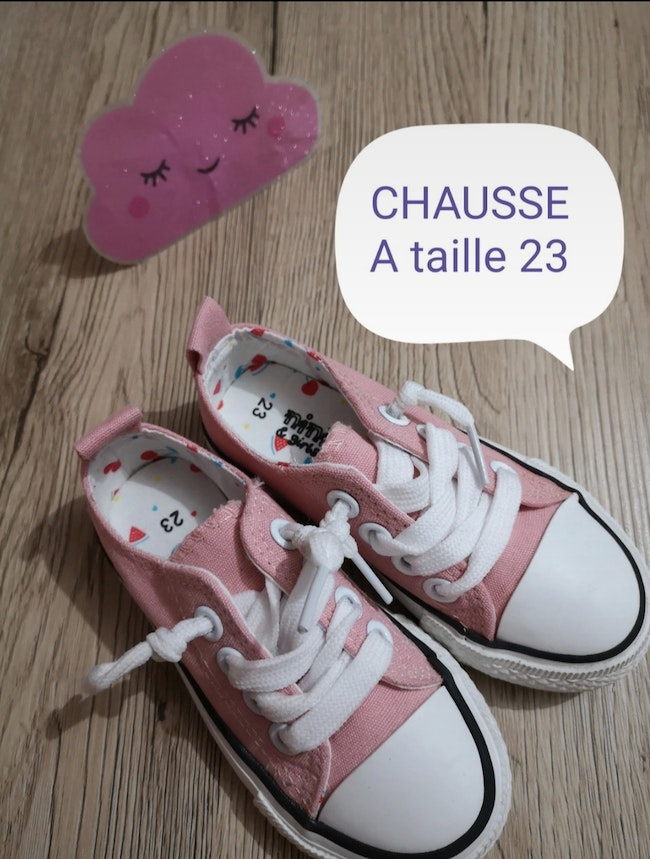 Chaussures taille 23