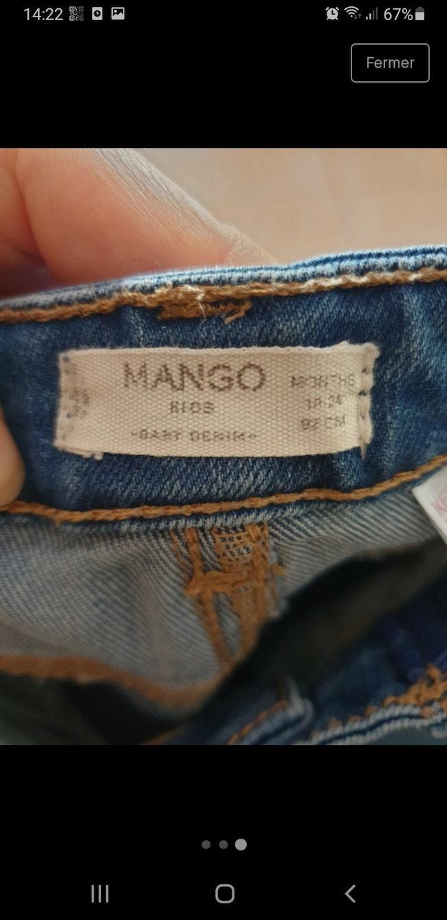 Jean Mango 18-24 mois