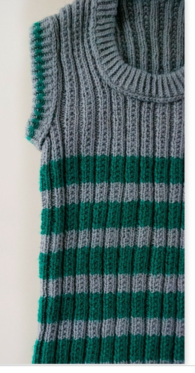 Pull chaussette 70's / 5 ans