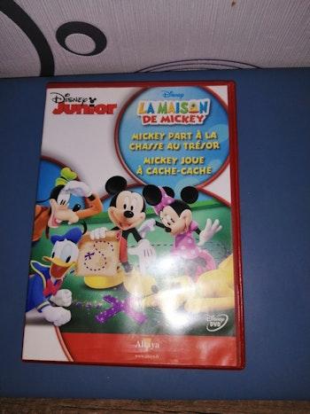 DVD la maison de mickey