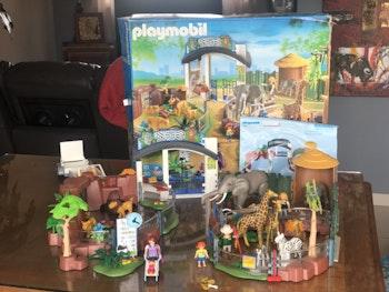 Playmobil « Le grand Zoo»