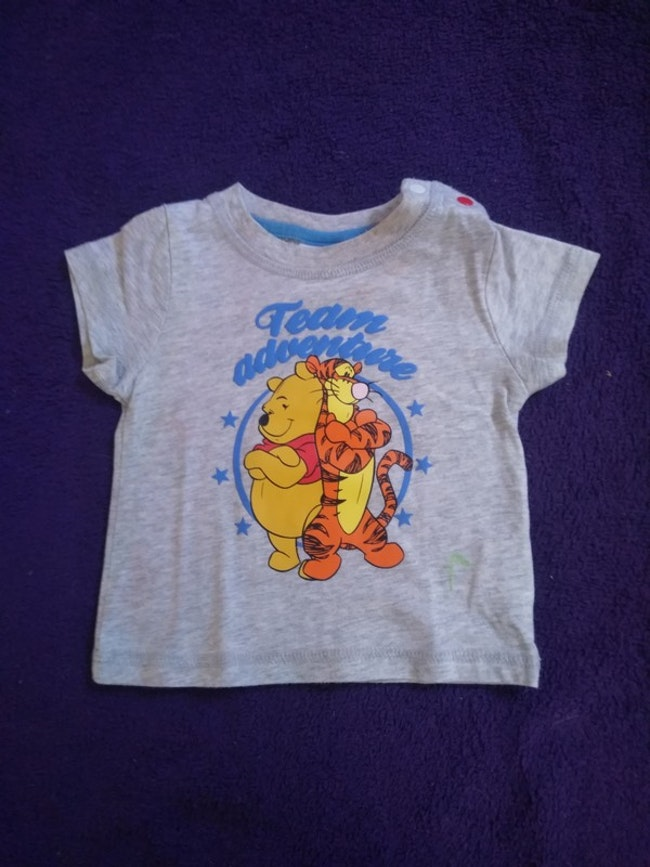 tee shirt taille 6 mois Winnie Tigrou