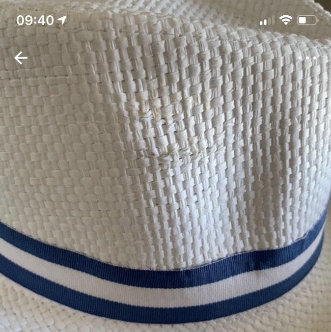 Chapeau étè
