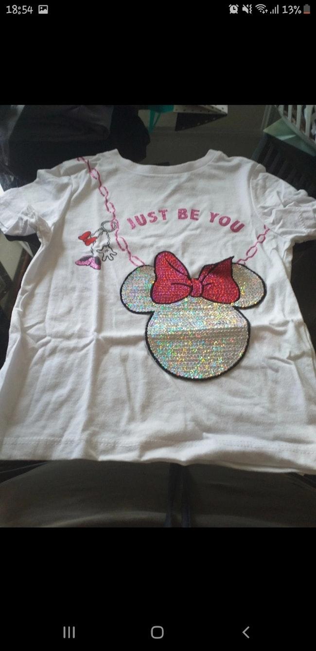 T shirt 3/4 ans