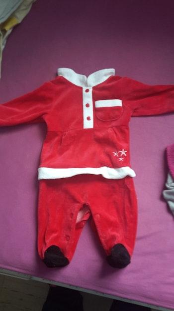 Pyjama Noël 3 mois