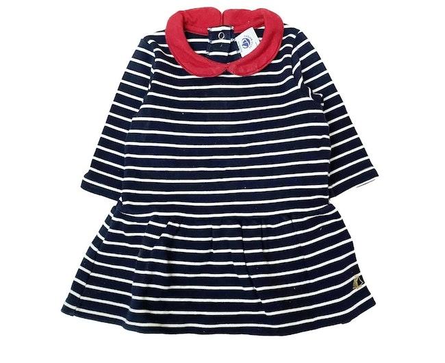 Robe marinière 3mois