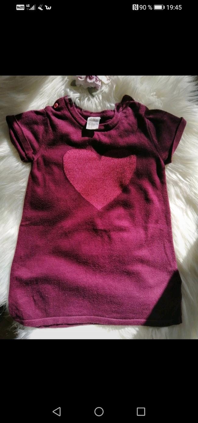 Robe bébé fille 12/18 mois 👶