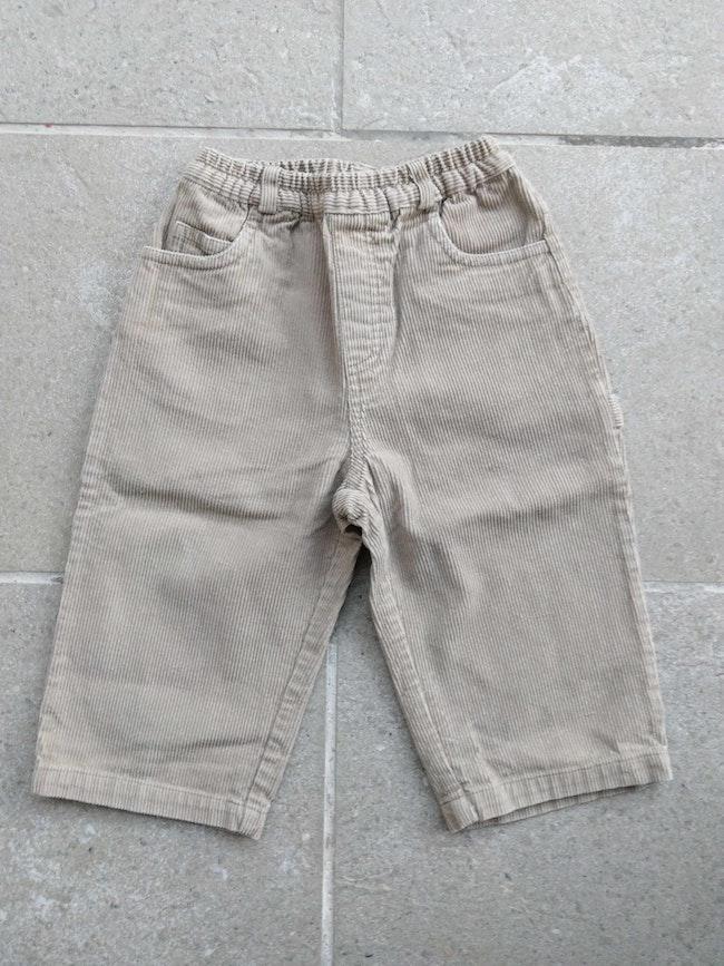 Pantalon 18 mois Vertbaudet