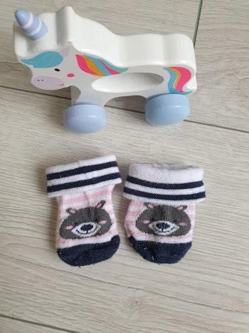 Chaussettes naissance