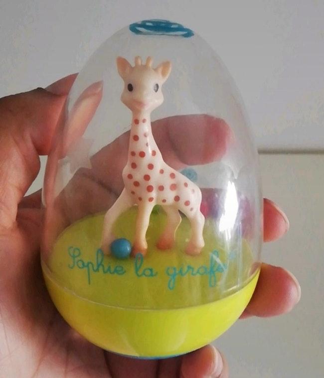 Jeux Sophie la Girafe