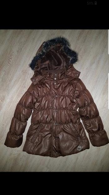 Manteau fille 8 ans