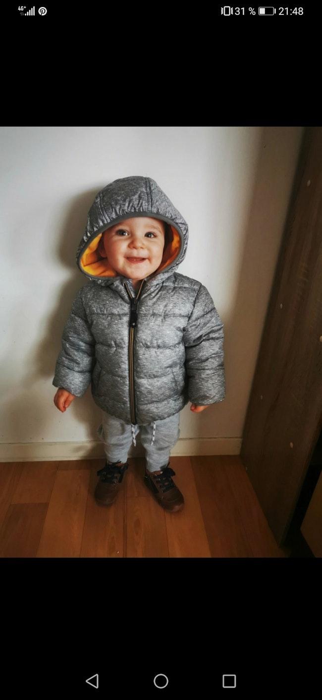 Manteau garçon 12mois