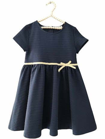 5 ans fille robe chic