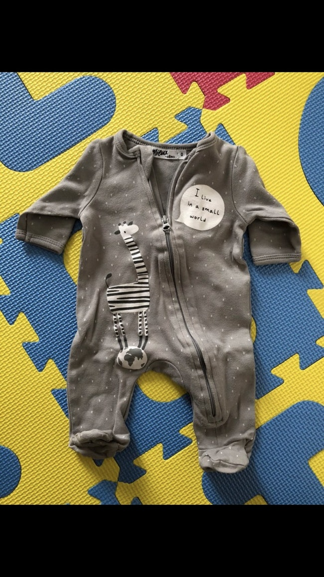 Pyjama 0Mois