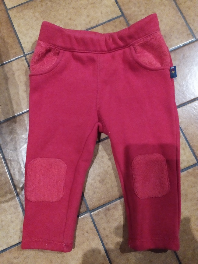Pantalon fourré
