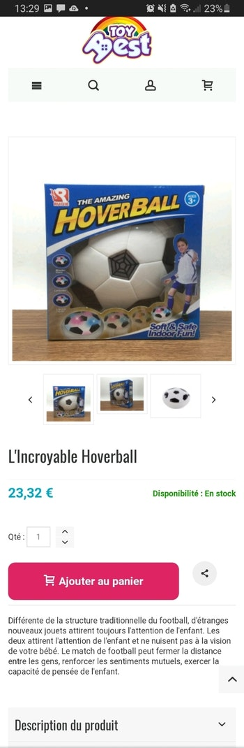Hoverball ⚽⚽