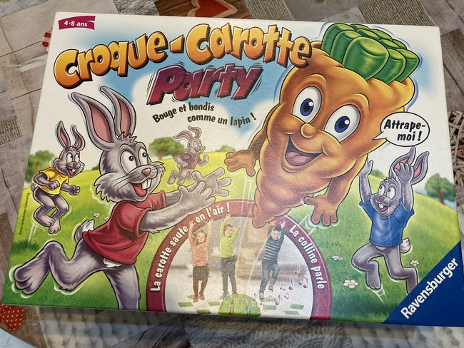 Croque carottes party