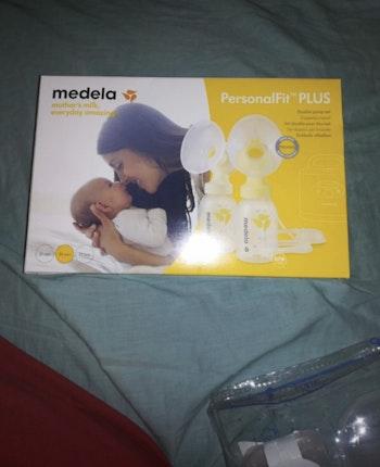 Kit tire lait Medela