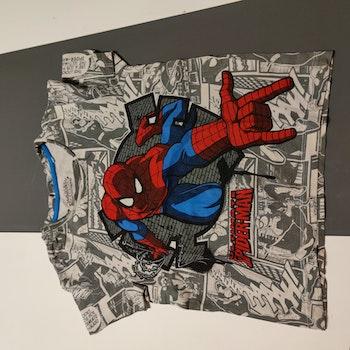 Tee shirt Spiderman