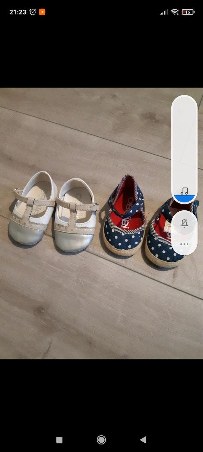 Chaussures bébé okaidi