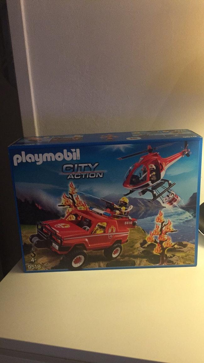 Playmobil city action Neuf 9518