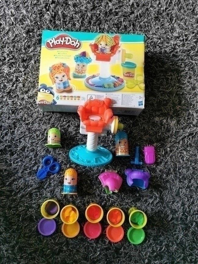 Coiffeur pâte à modeler Play-doh