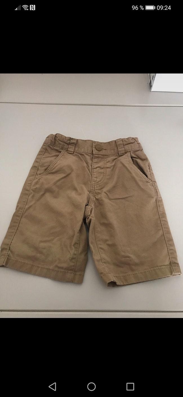 Shorts lot de 3