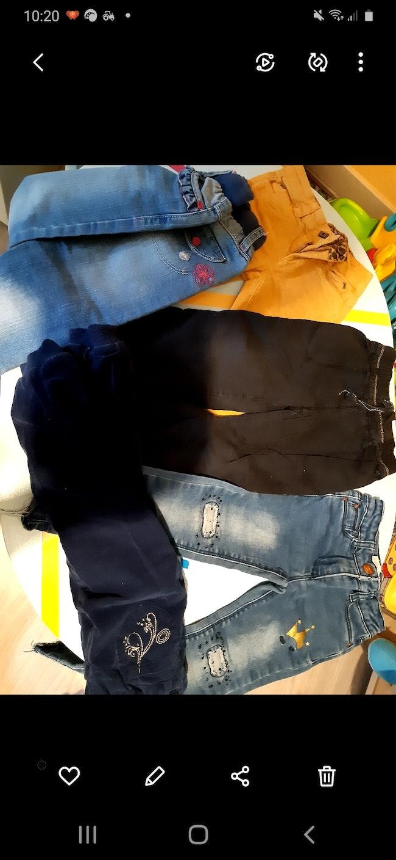 Jeans fille 3ans