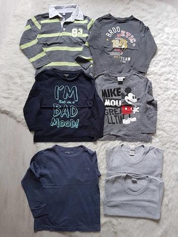 Lot de t-shirts garçon 4 ans