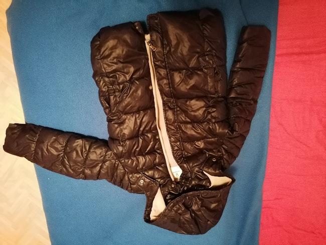 Manteau d'hiver fille