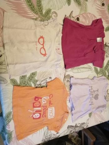 Lot t shirt