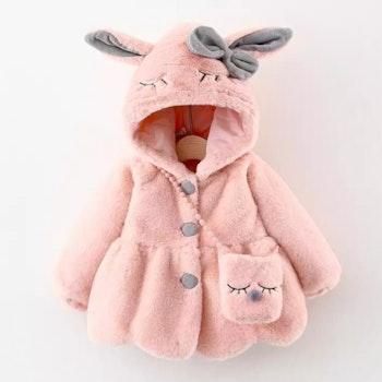 Veste à capuche neuve + petit sac