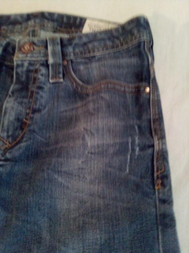 Jeans slim skinny 10 ans fille